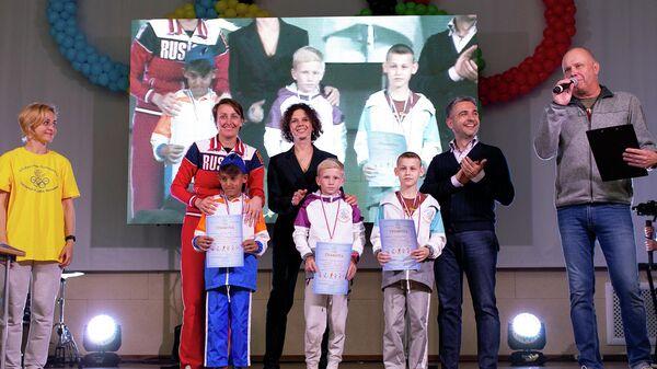 Спортивная олимпиада для воспитанников детских домов пройдет на Клязьме