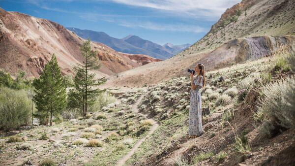Марсовые горы, Кош-Агач, Горный Алтай