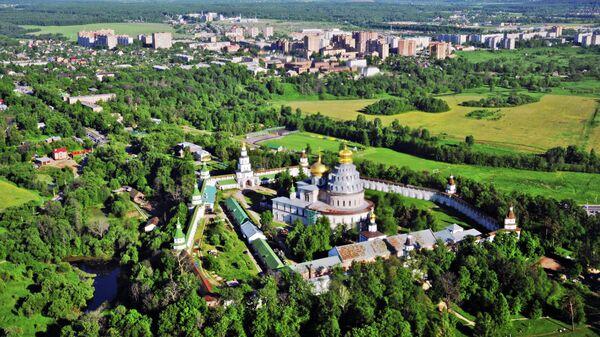 Саввино-Сторожевский монастырь в Подмосковье