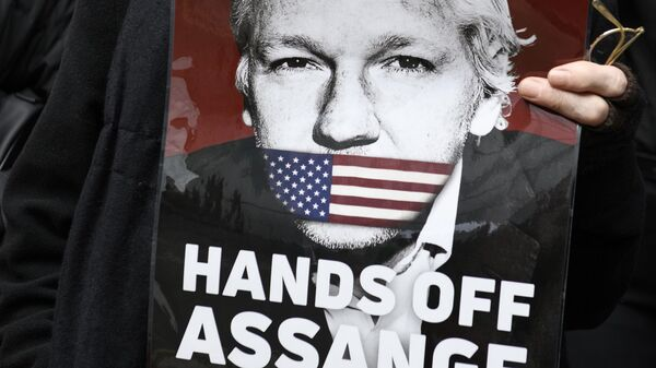 Джулиану Ассанжу грозит в общей сложности 175 лет лишения свободы