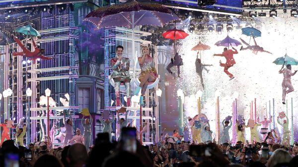 Церемония вручения премии Billboard Music Awards в Лас-Вегасе, США