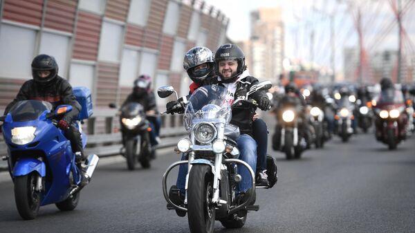 Названы самые популярные в России марки мотоциклов