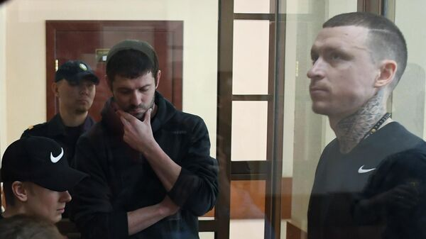 Рассмотрение по существу уголовного дела в отношении А. Кокорина и П. Мамаева