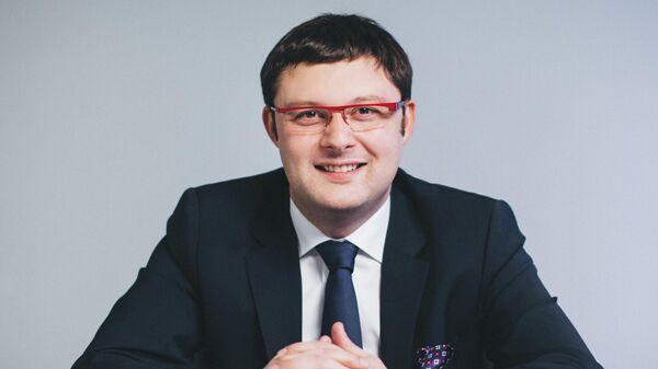 Исполнительный директор ММОМА Василий Церетели