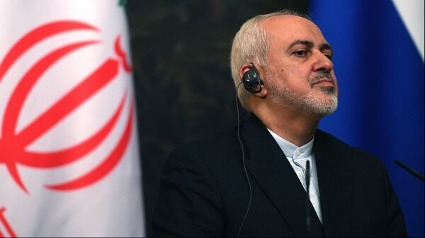 МИД Ирана Мухаммад Джавад Зариф в Москве