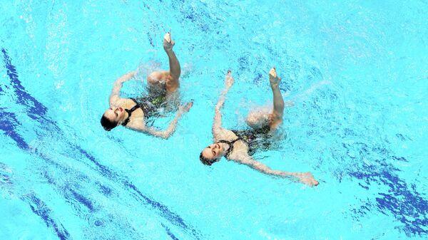 Стали известны программы сборной России по синхронному плаванию на ЧМ