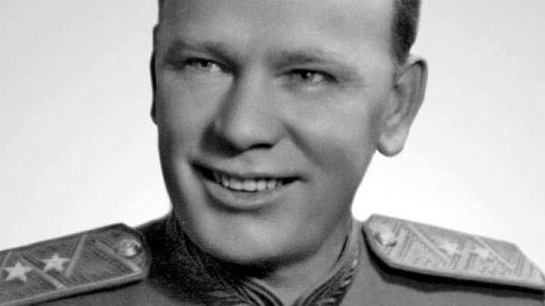 Начальник советской внешней разведки в 1939-1946 гг. Павел Фитин