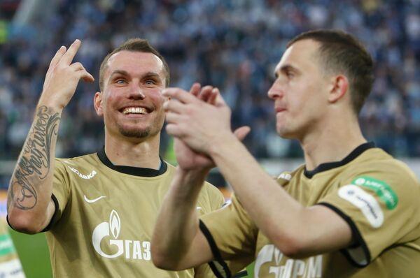 Антон Заболотный и Андрей Лунев