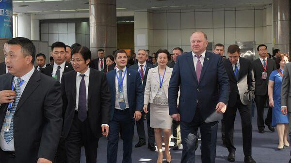 Около 10 тыс человек посетили стенд Ямала на ЭКСПО в Китае
