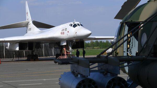 Сверхзвуковой бомбардировщик Ту-22М3М