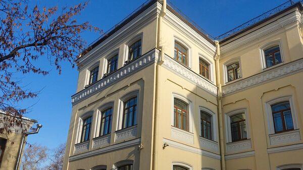 Архитектурный ансамбль бывшего Филаретовского женского епархиального училища в Москве