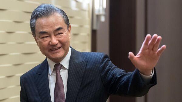 Глава МИД Китая заявил об активном росте импорта из России