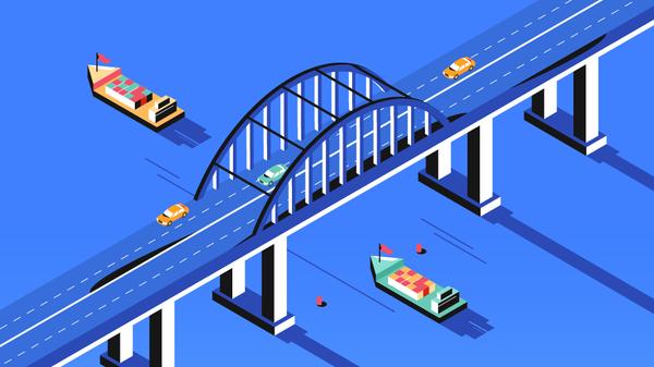Рекорды Крымского моста