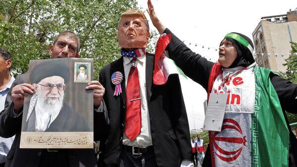 Протесты в Иране. 10 мая 2019