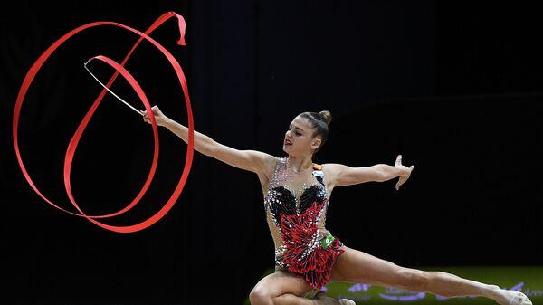 Художественная гимнастика. Чемпионат Европы. Второй день