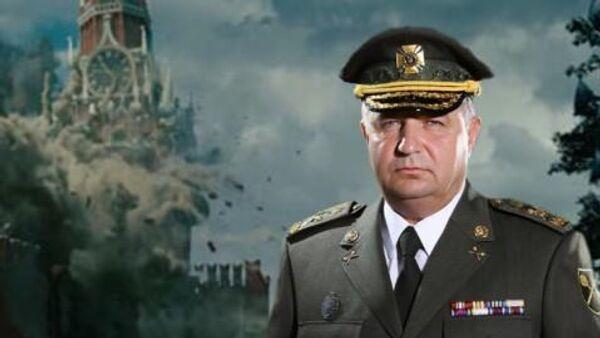 Удаленный фотоколлаж от Министра обороны Украины Степана Полторака