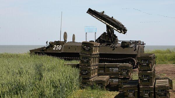 Зенитно-ракетный комплекс Стрела-10