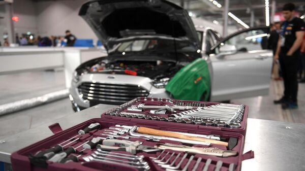 Ремонт и обслуживание легковых автомобиле