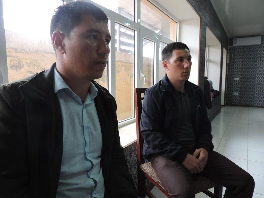 Братья Хусан и Хасан