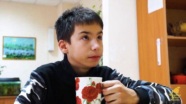 Артем Д., декабрь 2006, Ульяновская область
