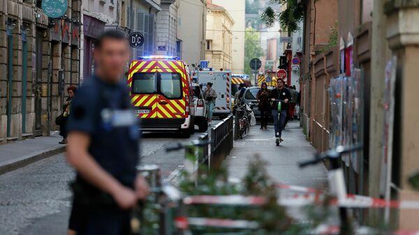 Взрыв в Лионе, Франция. 24 мая 2019