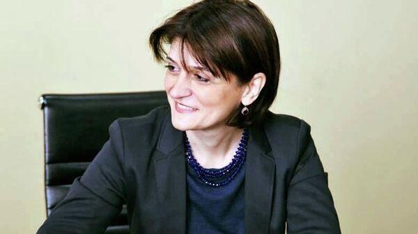 Министр образования, культуры и спорта Аджарии Инга Шамилишвили