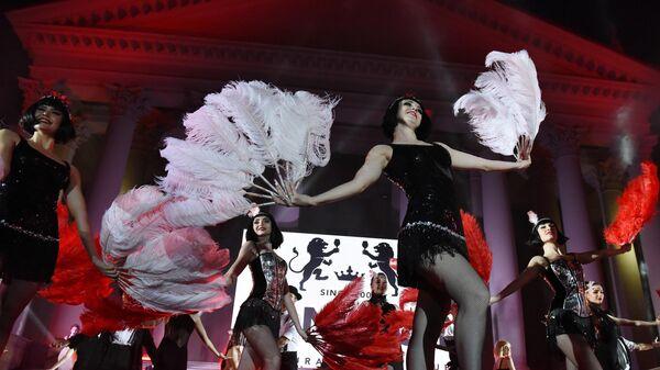 Карнавал в честь открытия курортного сезона в Сочи