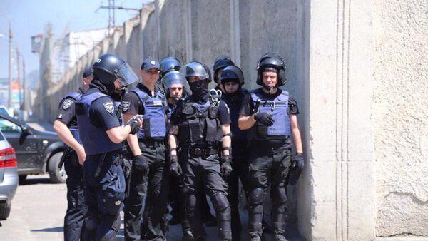 Беспорядки в Южной исправительной колонии общего режима №51 в Одессе