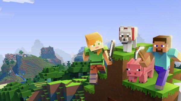 Персонажи игры Minecraft