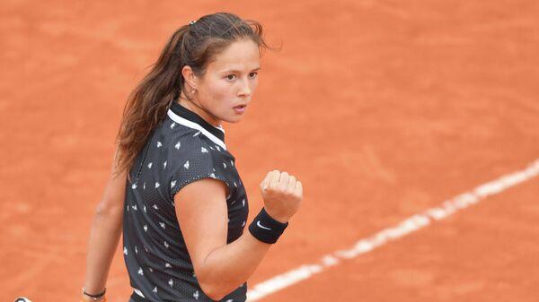 Российская теннисистка Касаткина потеряла две позиции в рейтинге WTA