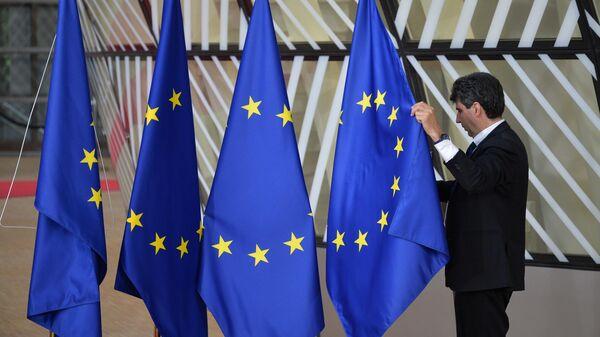 Европейский Совет нагод продлил «крымские санкции» вотношенииРФ