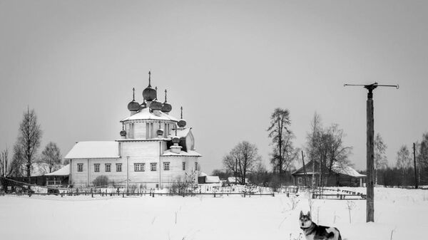 Богоявленская церковь (1793 год) - село Лядины