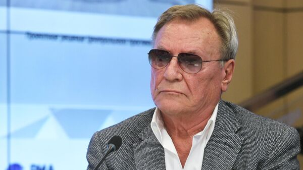 Народный артист РСФСР Сергей Шакуров