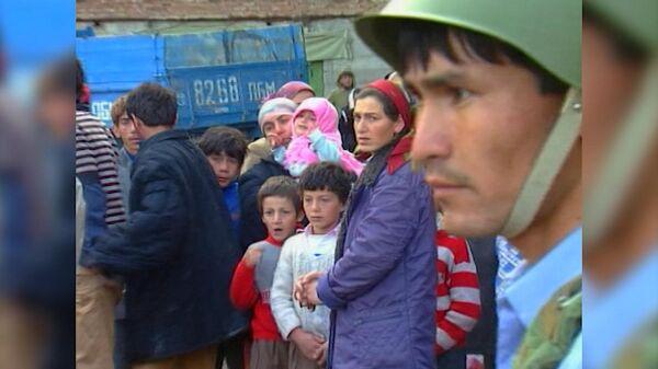 Массовые беспорядки в Ферганской долине. Съемки 1989 года