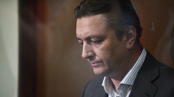 Избрание меры пресечения в отношении бывшего главы Раменского района Андрея Кулакова, обвиняемого в убийстве