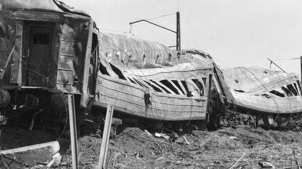 Катастрофа под Ашой: 30 лет со дня трагедии