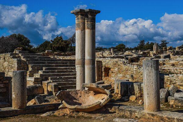 Святилище Аполлона Хилатеса, Кипр