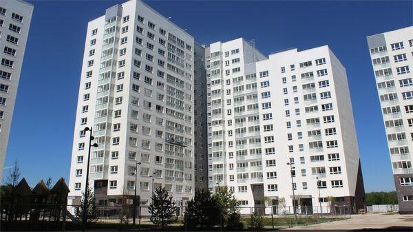 Жилой комплекс Белые ночи в новой Москве