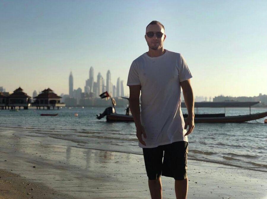 Тимур Соловьев в Дубае