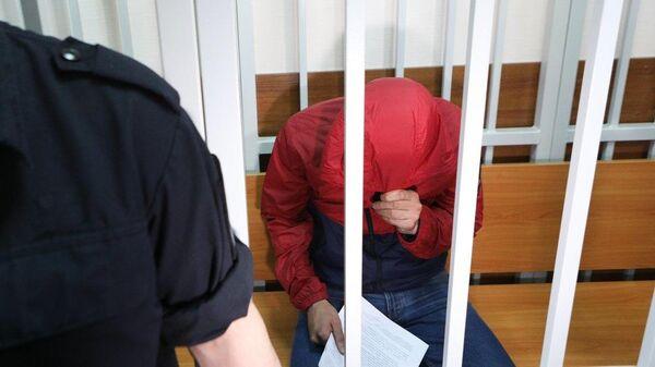 Избрание меры пресечения в Красногорском городском суде фигурантам дела об убийстве Никиты Белянкина. 5 июня 2019
