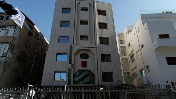 Здание посольства Росси в Тель-Авиве, Израиль