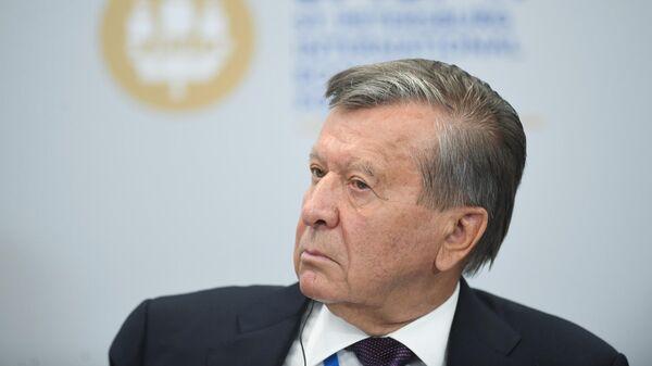 Председатель совета директоров ПАО Газпром Виктор Зубков