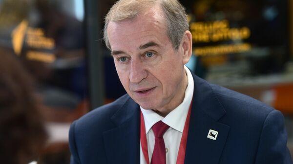 Губернатор Иркутской области Сергей Левченко