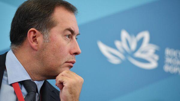Председатель правления, член наблюдательного совета АО МСП Банк Дмитрий Голованов