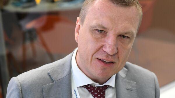 Руководитель розничного и цифрового бизнеса Промсвязьбанка Сергей Малышев