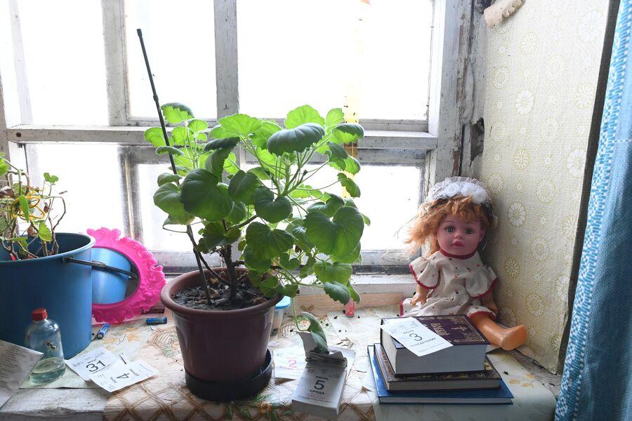 Дома у Марии Киреевны