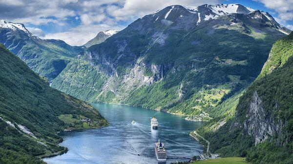 В Норвегии археологи обнаружили артефакты времен викингов