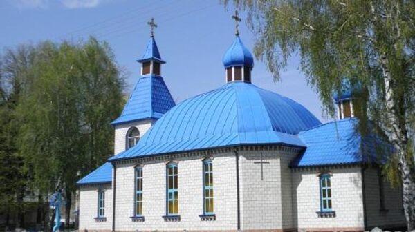 Храм святого апостола и евангелиста Иоанна Богослова, село Бохоники
