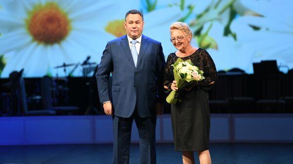 Игорь Руденя вручил награды медработникам Тверской области