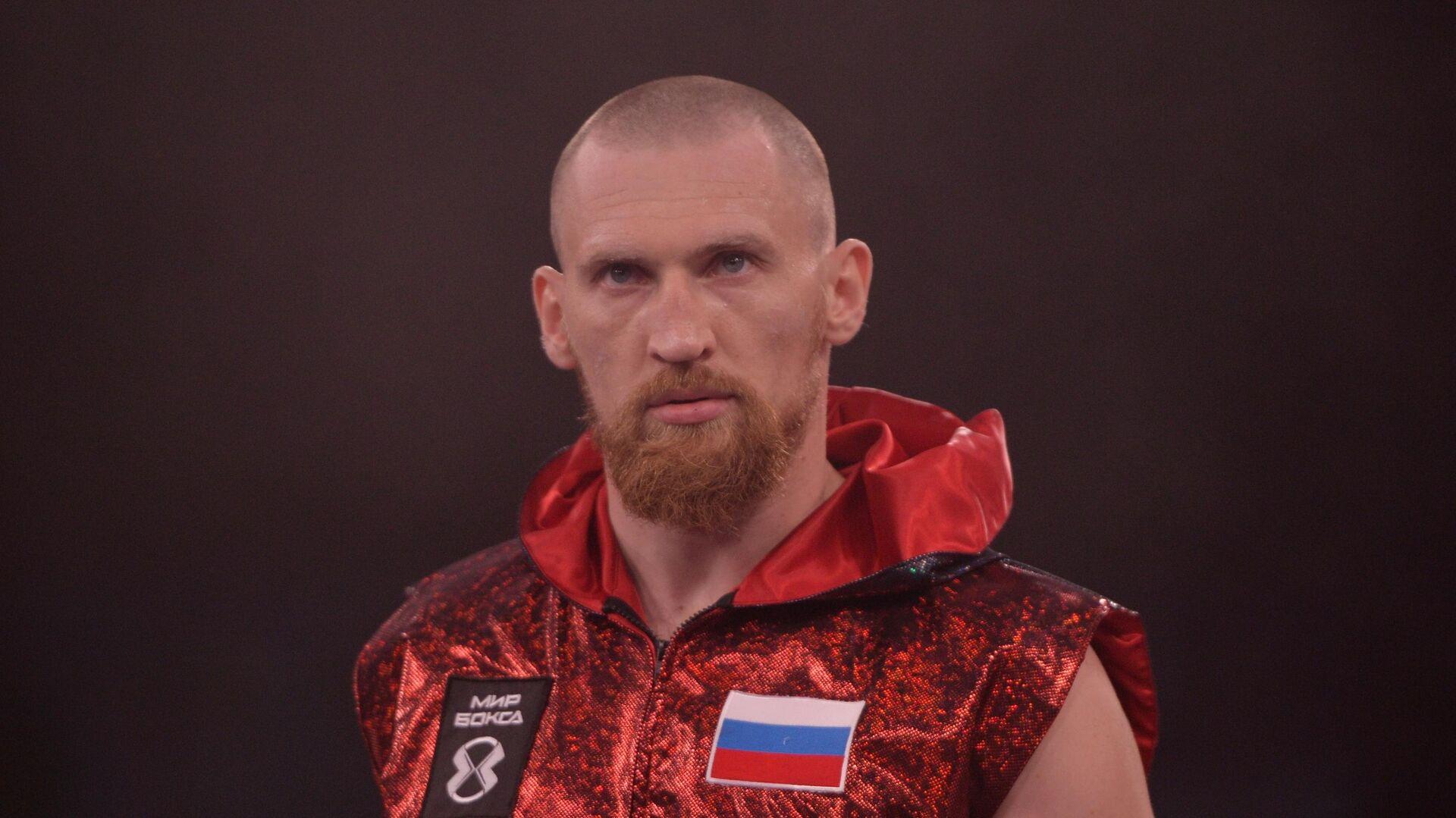 Боксерское шоу в Екатеринбурге - РИА Новости, 1920, 25.05.2021
